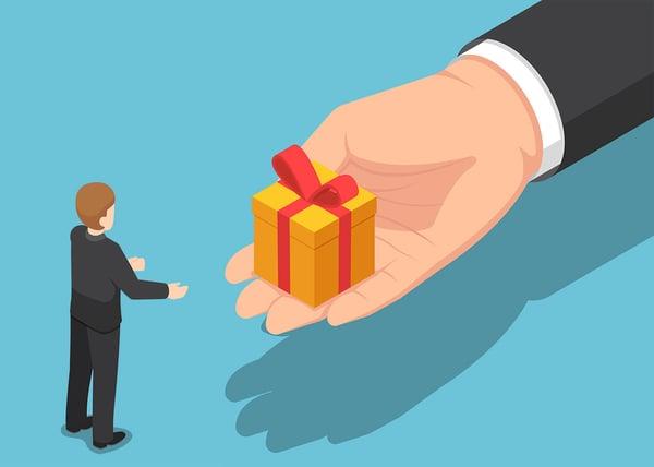 Gift Successful ERP Go Live