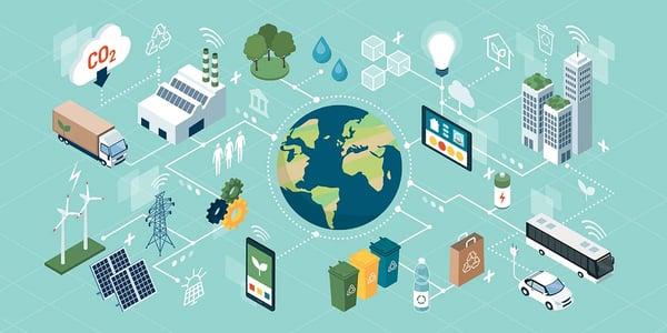 sustainability-isometric