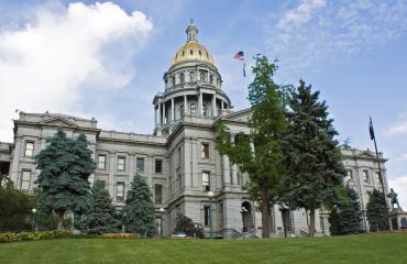 Denver Colorado State Capitol
