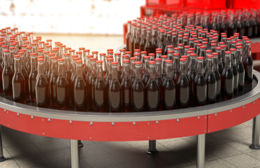 Production of soda beverages