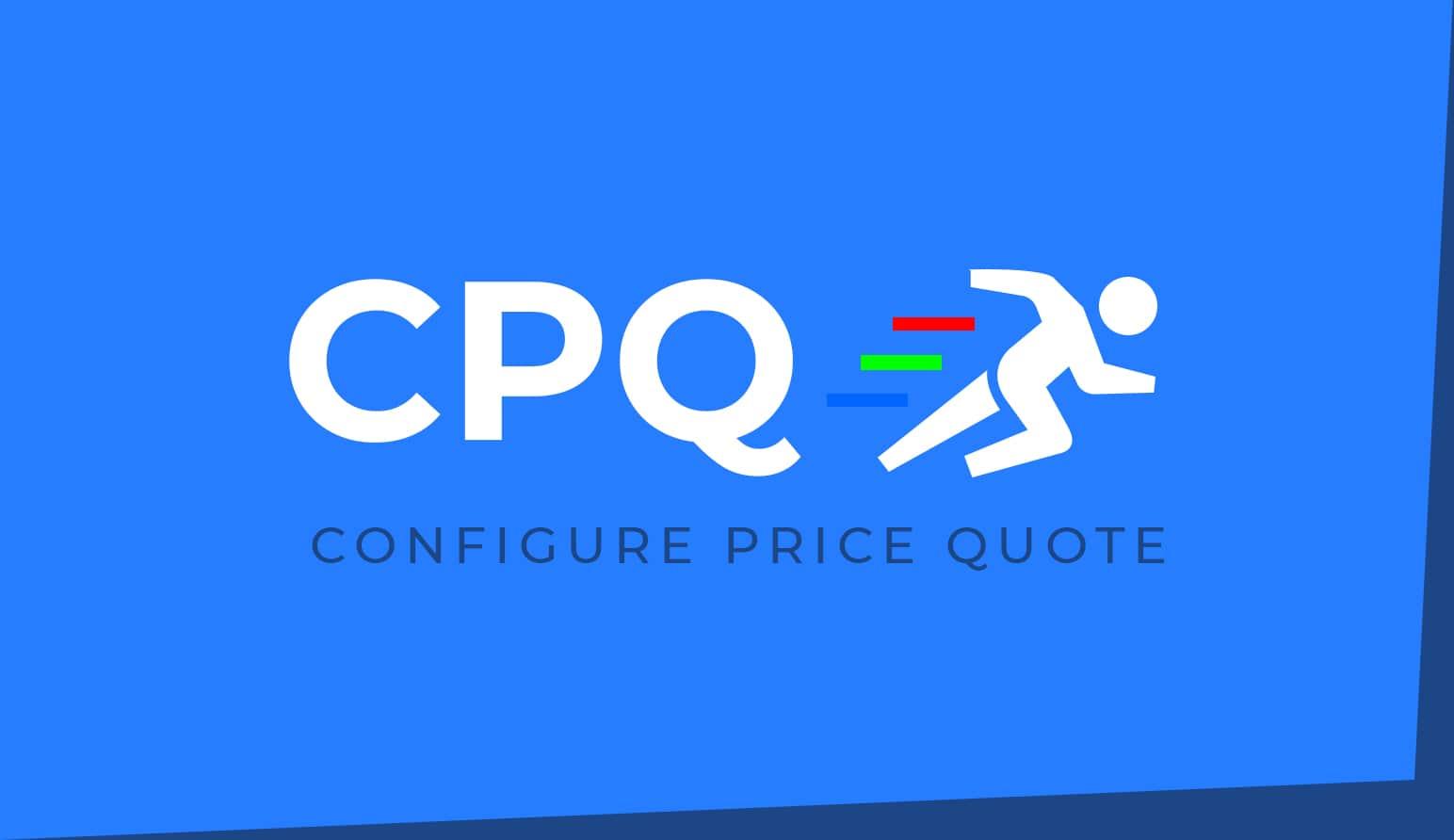 Configure Price Quote illustration