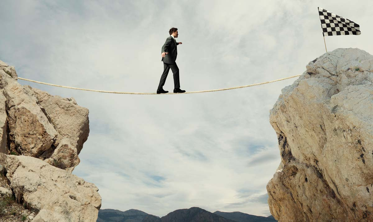 Walking a tightrope to make a business case for an ERP system upgrade