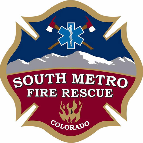South Metro Fire Rescue Colorado logo
