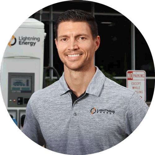 Brandon McNeil, Lightning eMotors