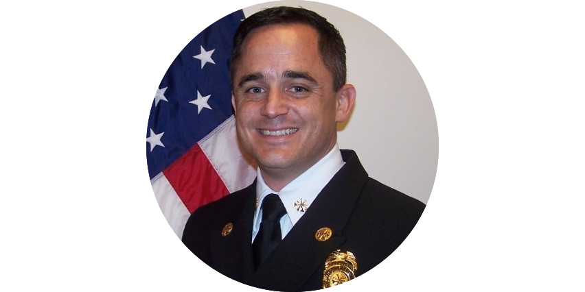 Holger Durre, Deputy Fire Chief