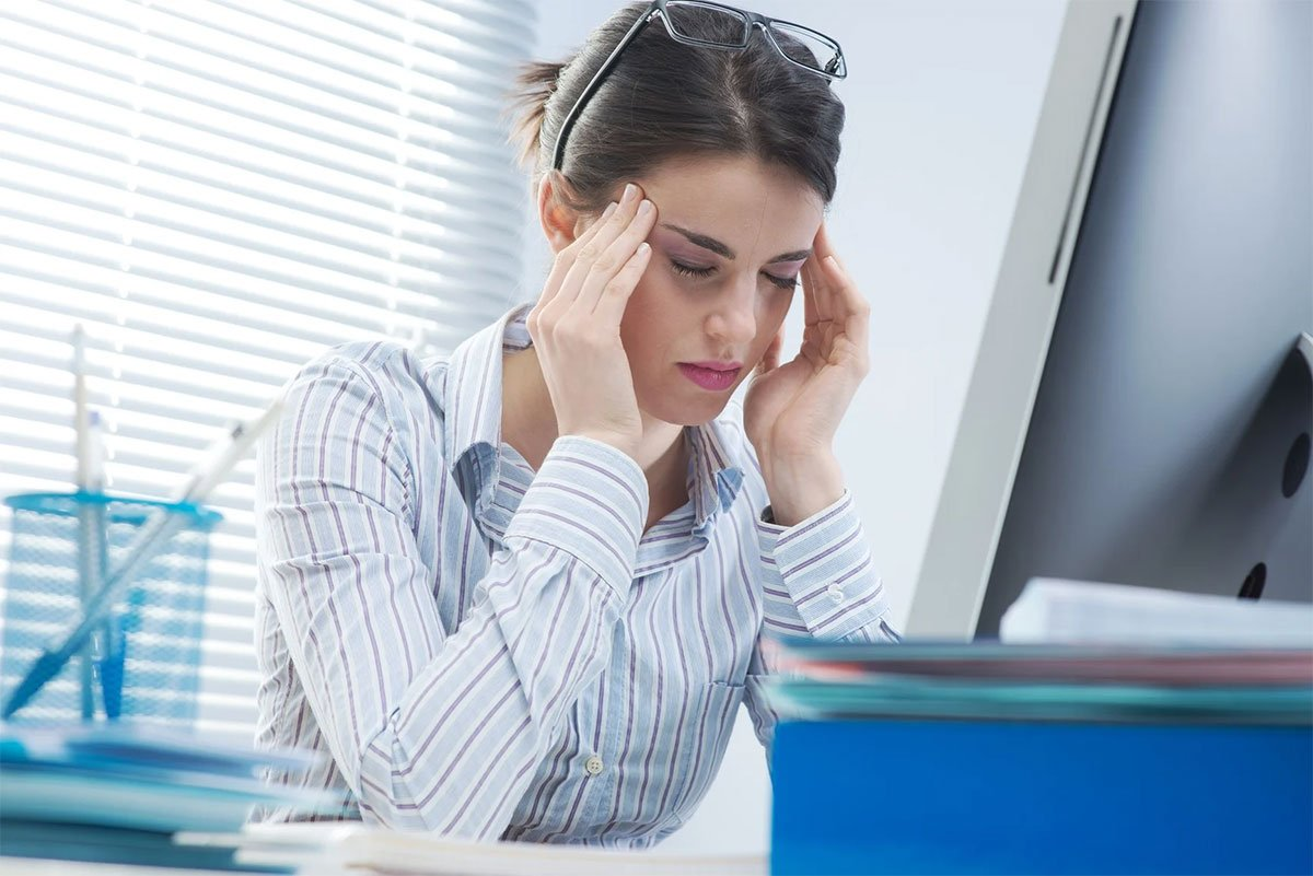 Stress from ERP implementation failure