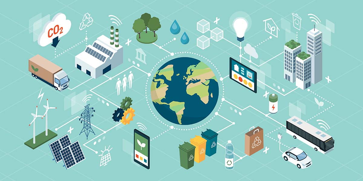 ERP and Sustainability